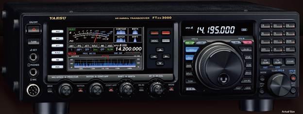 Отзывы КВ трансивер Yaesu FT-DX 1200