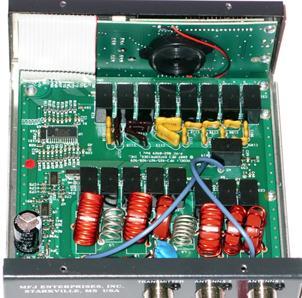 инструкция Mfj-929 на русском - фото 6