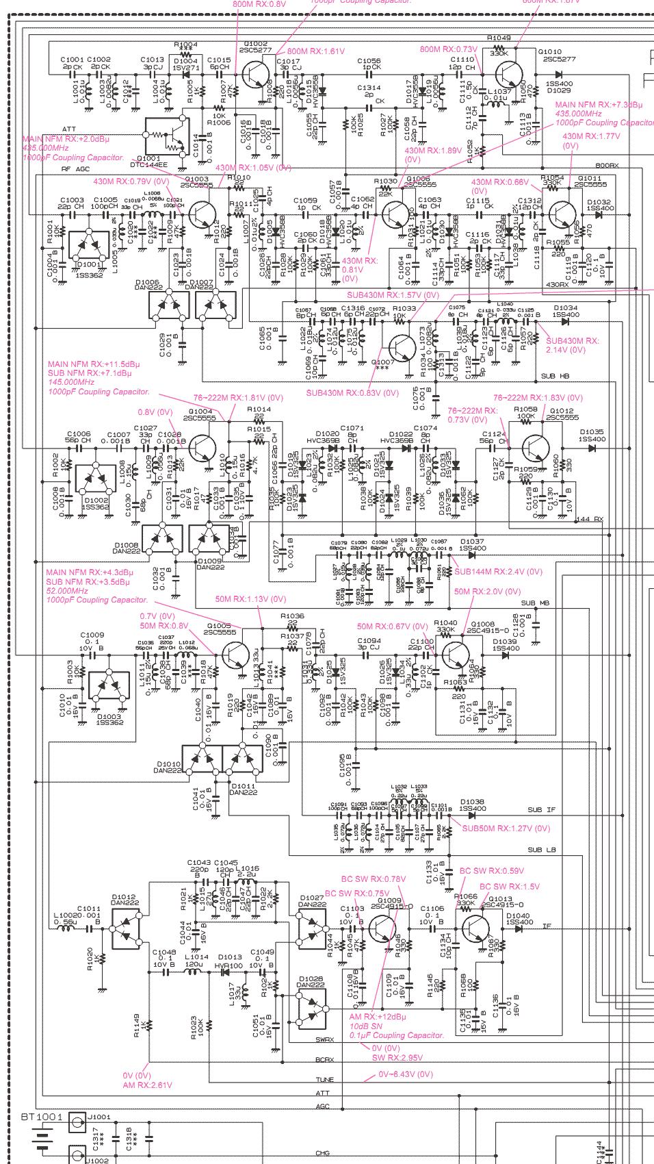 схема любительской радиостанции
