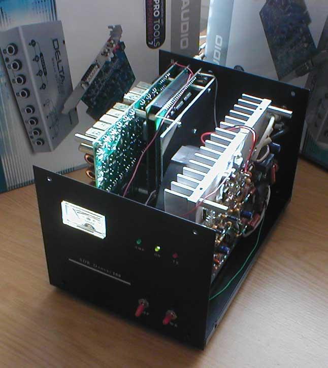 вариант SDR-трансивера с