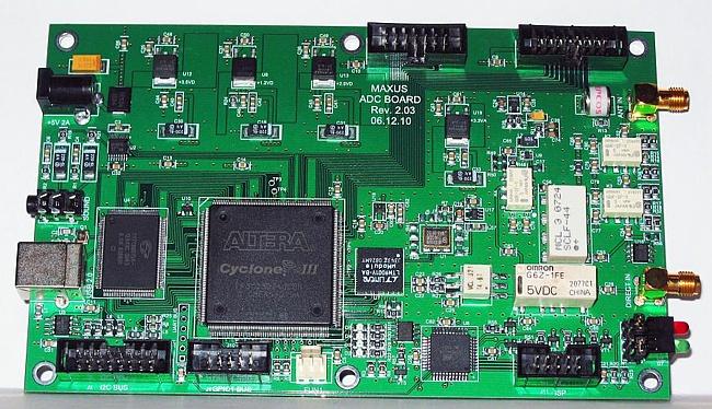Современный SDR приемник QS1R | RUQRZ.COM - сайт ...