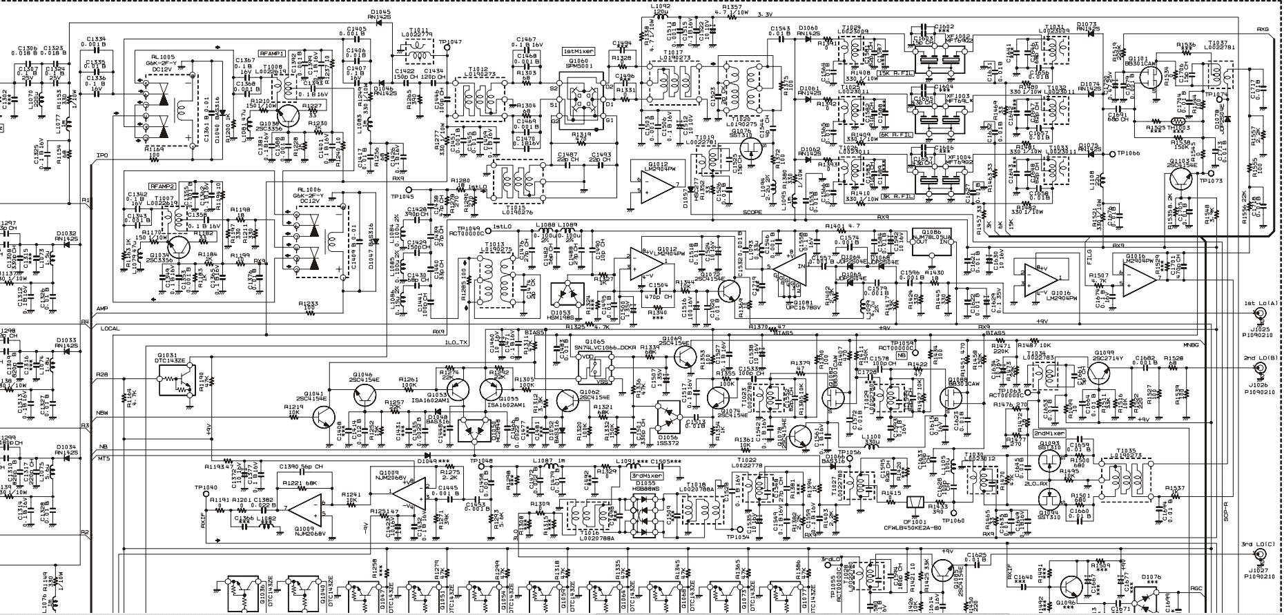 Скат 1200д схема принципиальная