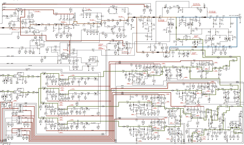 схема подключения голосовых процессоров
