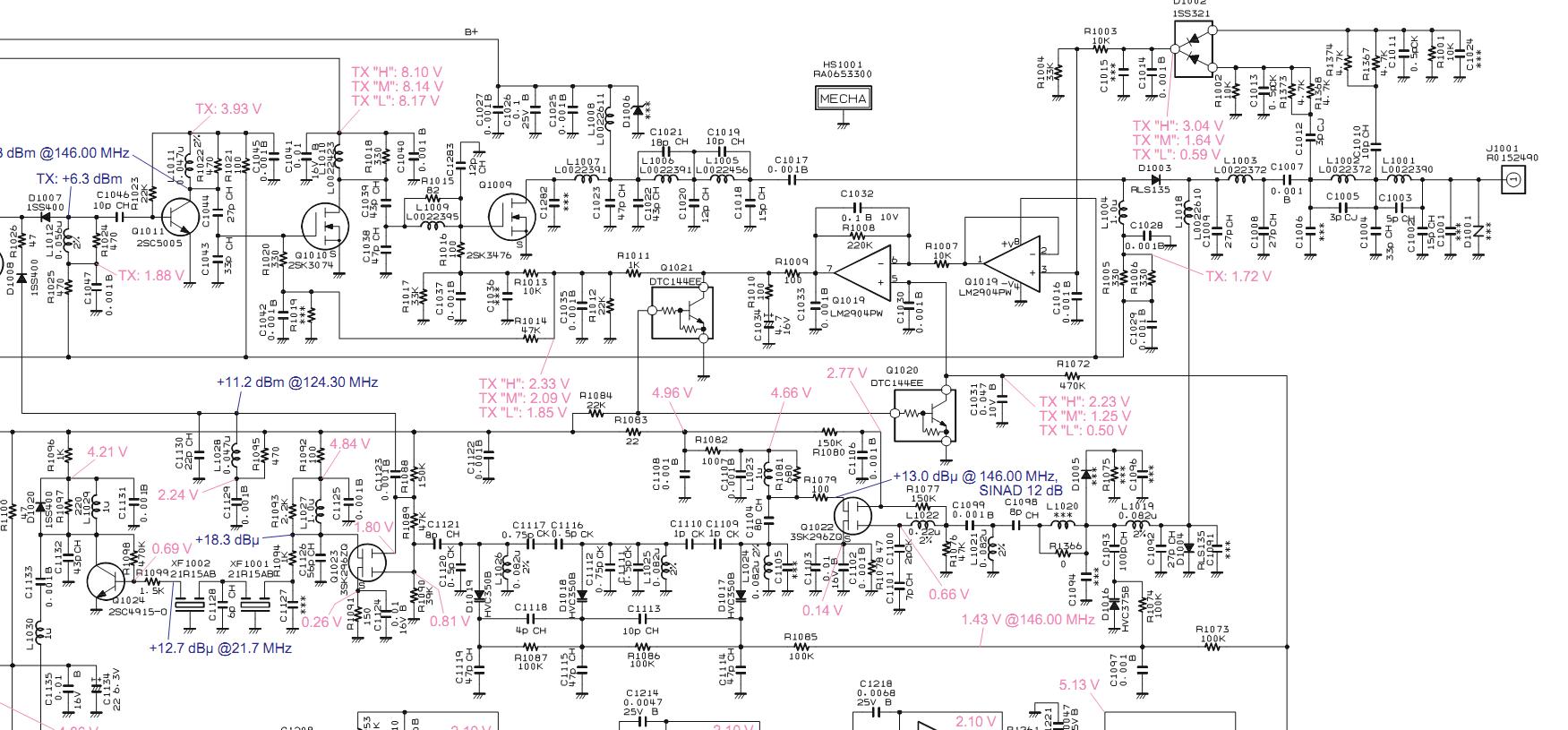 Схема адаптера kenwood