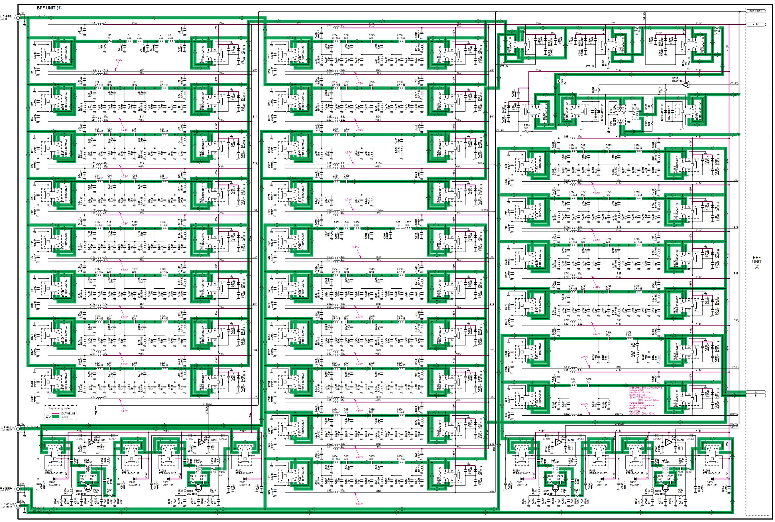 преобразование частоты схема