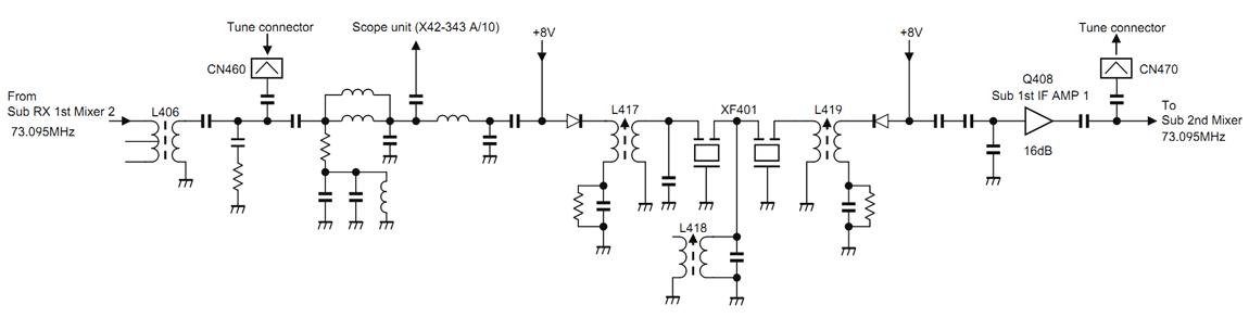 Схема электрическая ФОС-1