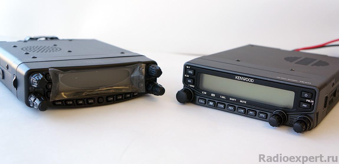 схемы радиостанции KENWOOD