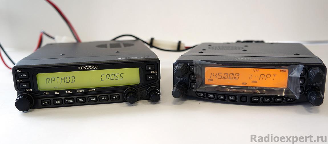 с маломощных радиостанций