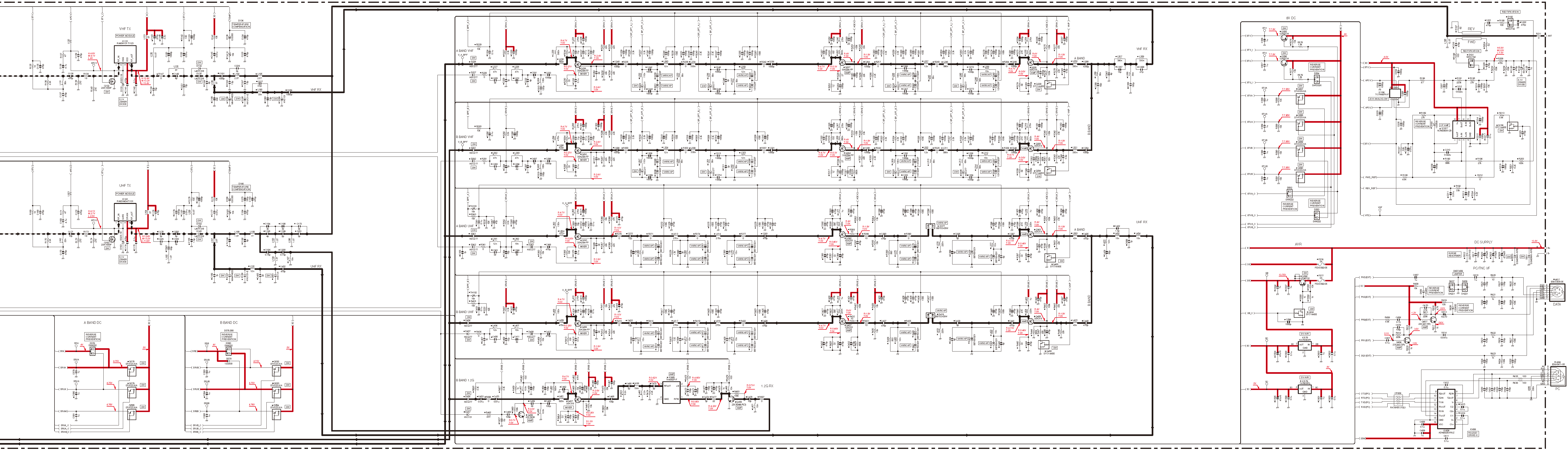 yaesu ft 600 схема