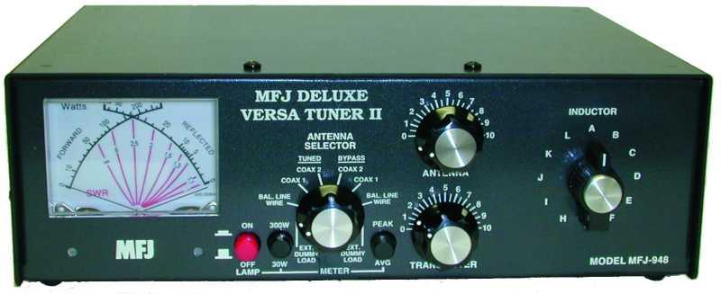 Mfj-948 инструкция на русском