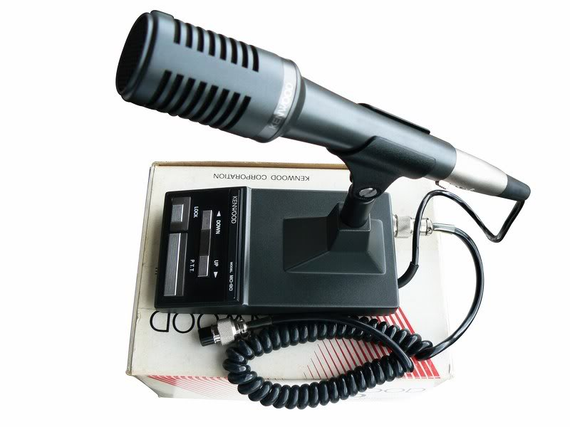 Микрофон настольный Kenwood MC-90